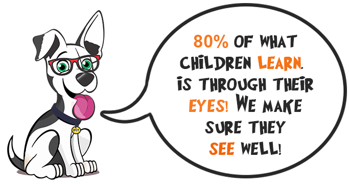 Our Gauteng School Educational Visits includes a free eye screening